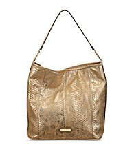 AK Anne Klein® Pale Gold Trinity Large Hobo