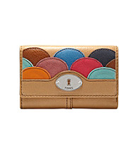 Fossil® Camel Marlow Applique Multifunction Wallet