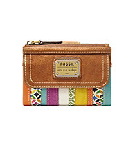 Fossil® Emory Stripe Multifunction Wallet