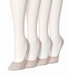 HUE® Cream Sheer Liners Four-Pack