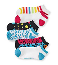 Steve Madden 6-pk. Animal Bright Socks
