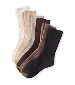 GOLD TOE® Turn Cuff Socks Six-Pack