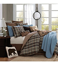 Hadley Plaid Bedding Collection by Woolrich®
