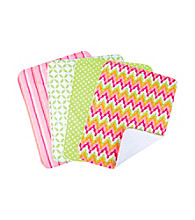 Trend Lab 4-pk. Savannah Burp Cloth Set