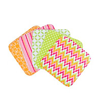 Trend Lab 5-pk. Savannah Wash Cloth Set