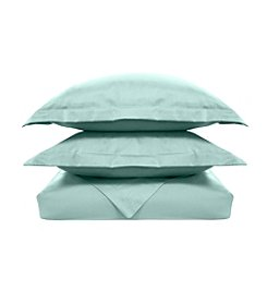 Veratex® Supreme Sateen 300-Thread Count Mini Duvet Set