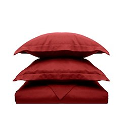 Veratex® Supreme Sateen 500-Thread Count Mini Duvet Set