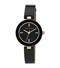 Anne Klein ® Women's Ceramic Bangle Watch