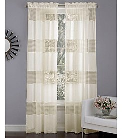 Laura Ashley® Belle Heather Window Panel