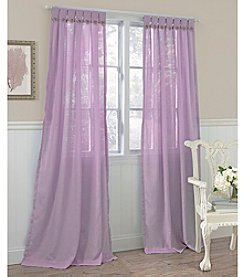 Laura Ashley® Easton Tab Top Window Treatment