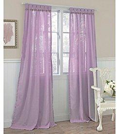 Laura Ashley® Easton Tab Top Window Treatment