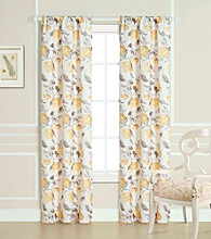 Laura Ashley® Hydrangea Gold Window Panel