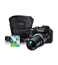 FujiFilm® FinePix SL1000 16MP Black Camera with Accessories