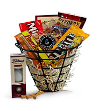 Fifth Avenue Gourmet Golf Bucket Gift Set