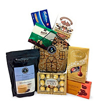 Fifth Avenue Gourmet Welcome To Your New Home Gift Basket