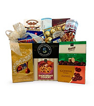 Fifth Avenue Gourmet Chocoholic Gift Basket