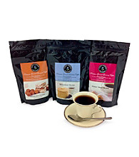 Fifth Avenue Gourmet 3-Pack Gourmet Coffee Lovers Gift Set