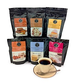 Fifth Avenue Gourmet 6-pk. Gourmet Coffee Lovers Gift Set