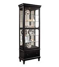 Pulaski Furniture Corporation® Brookview Side Entry Curio Cabinet