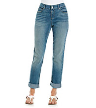Ruff Hewn Skinny Rollable Denim Jeans
