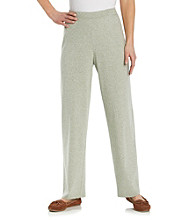 Cathy Daniels® Stretch Waistband Pull On Solid Pants
