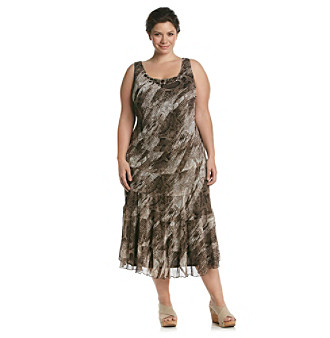 Younkers Plus Size Maxi Dresses 79