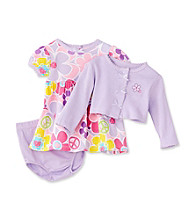 Vitamins Baby® Baby Girls' Lilac Floral Dress Set