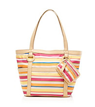 Tyler Rodan™ Bright Stripe Jasmine II Medium Tote