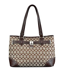 Nine West® Medium 9's Jacquard Shopper