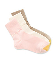 GOLD TOE® 3-pk. Anklet Socks