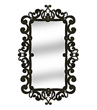 Veritime Rectagular Scroll Mirror