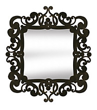 Veritime Square Scroll Mirror