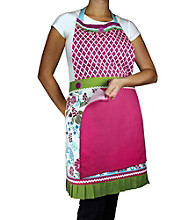 Mükitchen Lattice Apron and Towel Set