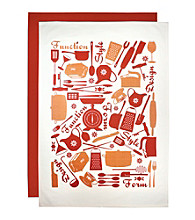 Mükitchen Utensils Set of 2 Flour Sack Towels