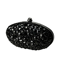 Jessica McClintock® Black Evening Bag