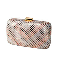 Jessica McClintock® Champagne Evening Bag
