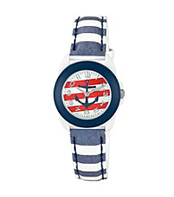 Sprout® Nautical Themed Striped Eco-Friendly Sprout Watch