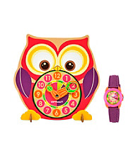 Sprout® Purple Eco-Friendly Sprout Watch and Time Teacher Set