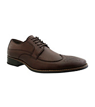 Giorgio Brutini® Men's 6-Eye Wing-tip Dress Oxfords