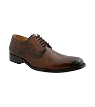 Giorgio Brutini® Men's Perfed Plain-toe Dress Oxford