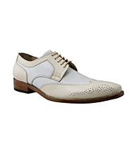 Giorgio Brutini® Men's Wing-tip Spectator Dress Shoe