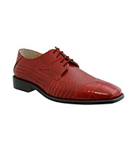 Giorgio Brutini® Men's U-Cap Blucher Dress Oxford