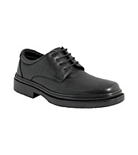 Giorgio Brutini® Men's 4-Eye Plain-toe Blucher Dress Shoe
