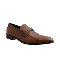 Giorgio Brutini® Men's Moc-toe Criss Cross Brace Shoe