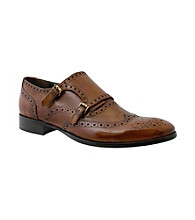 Giorgio Brutini® Men's Double Buckle Wing-tip Dress Shoe