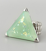 Guess Triangle Ring