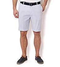 Nautica® Men's Flat Front Seersucker Short