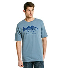 Field & Stream® Men's Bay Blue Short Sleeve