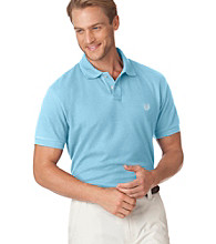 Chaps® Men's Custom Fit Signature Pique Polo