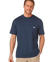 Chaps® Men's Short Sleeve Sea Cliff Pocket Tee